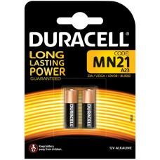 Duracell Alkaline Battery MN21/23AE 2-pack 656.988UK