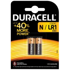 Duracell Alkaline Battery N/LR1 2-pack 656.987UK