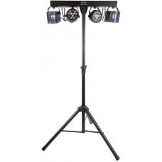 QTX Derby FX Bar Portable Light Set 151.548UK
