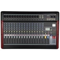 Citronic CSX18 18 Channels Live Mixer USB/BT/DSP 170.885UK