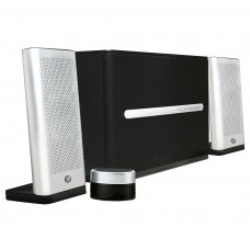 SonicGear Space7v2 2.1 BT/USB/FM Speakers 72W Silver