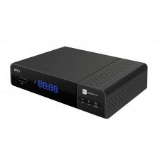 Ekselans RCT2 DVBT2 Full HD MPEG4 Digital Receiver with Display