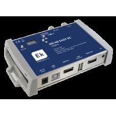 EK HD Easy RC DVB-T Full HD Modulator IR and Loop Out