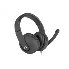 Natec RHEA PC Headset with Microphone 2 x 3.5mm