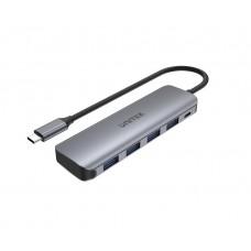 Unitek H1107A USB3.1 TypeC Hub 4Port USB with Charging Port