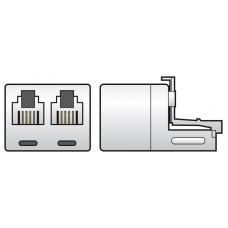 AV:Link RJ11 2-Way Splitter 113.544UK