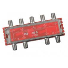 FTE AS8 Splitter 1-8 5-2400mhz Class A