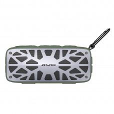 Awei Y330 BT Portable Speaker USB/SD/FM Grey/Green