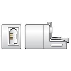 Av:link RJ11 to UK Socket adaptor (bag) 113.528UK