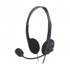 Micropack MHP-01 PC/Laptop Headset 3.5mm & 2x3.5mm