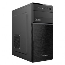 Alcatroz Futura Black N3000 Case with 225W PSU Black