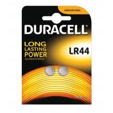 Duracell LR44 Alkaline Button Cell 2pcs 656.996UK