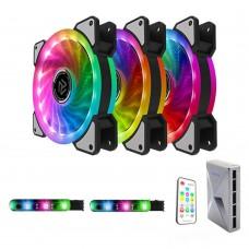 Alseye CRLS-300DS 3x RGB Fans And 2 LED Strip