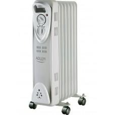Adler AD7807 Oil Radiator 7 Fin 1500W