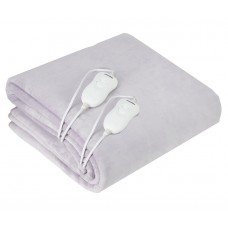 Adler AD7426 Double Electric Heating Blanket 120W with Coral Fleece