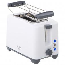 Adler AD3216 2 Slice Toaster 1000W