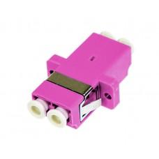 Opton AD-LCU-OM4-DX Adapter LC/UPC MM Duplex OM4