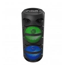 iDance Typhoon 200 Portable Speaker BT/USB/LED/TF with RGB LED Lights