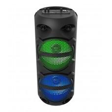 iDance Typhoon 500 Portable PA Speaker USB/BT/TF with RGB LED Lights