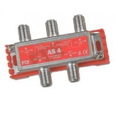 FTE AS4 Splitter 1-4 5-2400mhz Class A