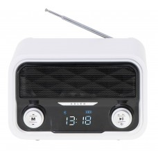 Adler AD1185 Bluetooth Radio with USB/AUX/SD/LCD Display