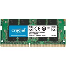 Crucial SO-DIMM 8GB RAM DDR4-2666 CL19 for Laptop/NUC