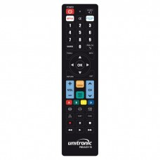 Unitronic Ready5 Multribrand TV Replacement Remote