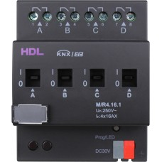 HDL 4CH 16A High Power Switch Actuator