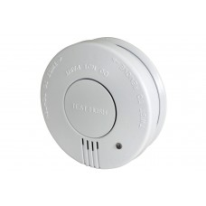 Mercury SD102P Smoke Detector with Hush 350.126UK