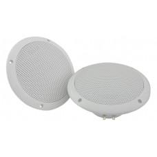 Adastra OD6 6.5'' Water Resistant Ceiling Speakers (pair) 125.063UK