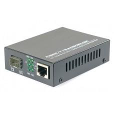Opton Fiber Media Converter SFP - RJ45 10/100/1000