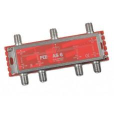 FTE AS6 Splitter 1-6 5-2400mhz Class A