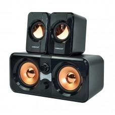 SonicGear Morro2200 2.2 USB Powered PC Speakers Black 32W