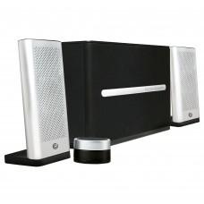 SonicGear Space7 2.1 Hi-Fi Bluetooth PC Speakers 72W Silver