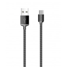 Awei CL-27 Braided Micro-USB Cable 30cm Grey