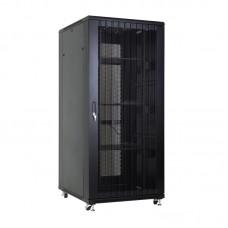 DigitMX NETPRO NP-C32U100WP 32U 100cm x 80cm Wide & Perforated Doors