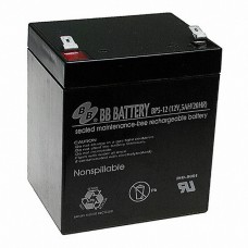 BB RBP0119 Lead Acid Battery 12V 5A