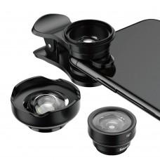 Baseus ACSXT-B01 Mobile Phone Lenses Black