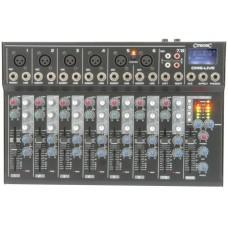 Citronic CM8-Live Compact Mixer 8ch+USB 170.802UK