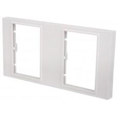 Av:link Dual wallplate frame 122.441UK